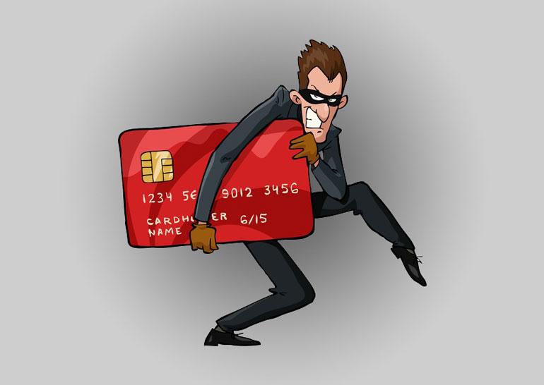 Visa: Украинцы не будут отвечать за кражу денег с карт