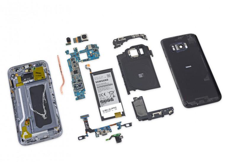 Стоимость изготовления смартфона Samsung Galaxy S7 оценили в $255