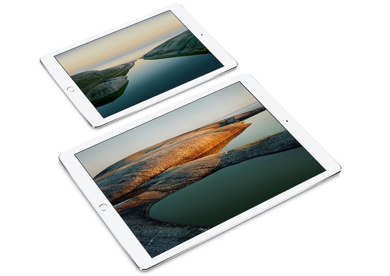Apple анонсировала планшет iPad Pro с 9,7-дюймовым Retina дисплеем