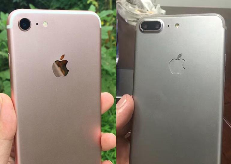 В сети появились новые рендеры iPhone 7