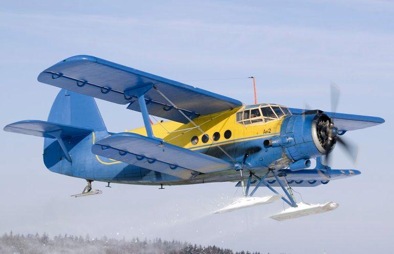 Легендарний український літак Ан-2 «кукурузник» потрапив до Книги рекордів Гіннеса