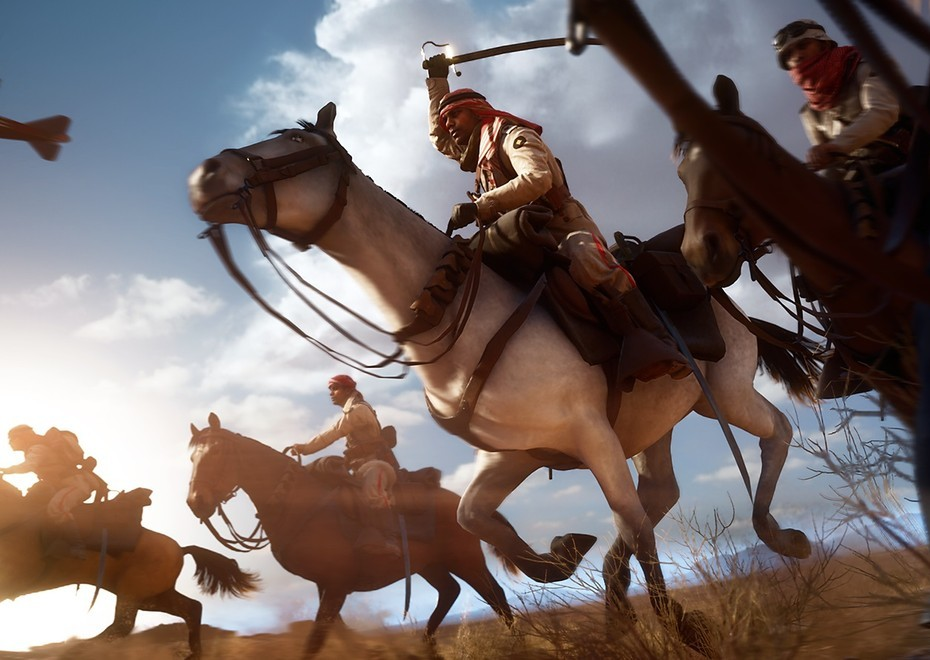 Открытый бета-тест Battlefield 1 стартует 31августа