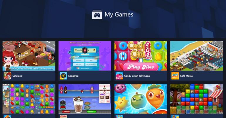 Фейсбук создаст платформу для распространения компьютерных игр