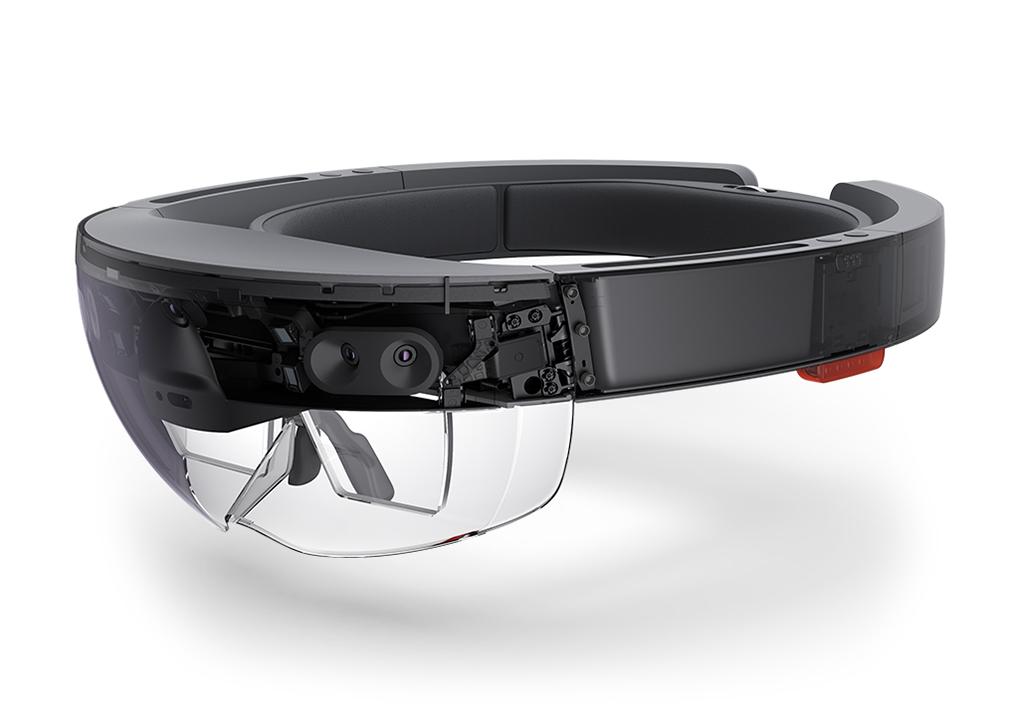 Очки Microsoft HoloLens поступили напродажу
