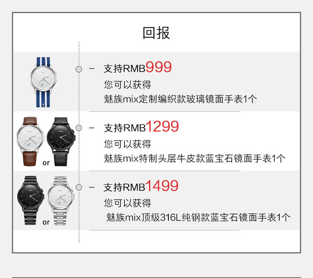 Умные часы Meizu Light— круглый диспей и традиционный дизайн