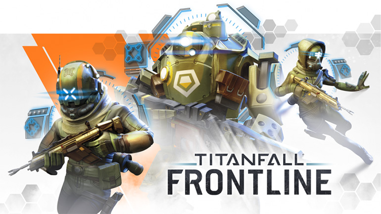Frontline придет наiOS и андроид осенью— Карточная игра Titanfall