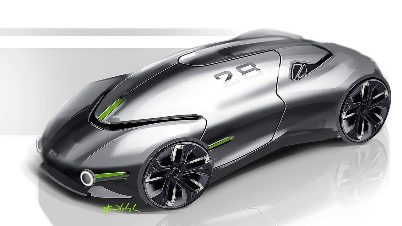 идея создания концепт автомобиля для изучения море на базе ниссан nv200