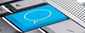 Communication-message-slider