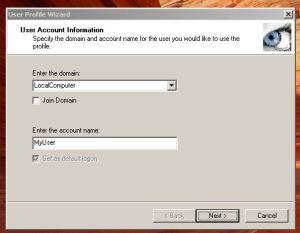 Windows 7 convert domain user to local user  ITek Blog