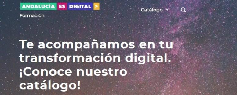 catalogo cursos andalucia es digital