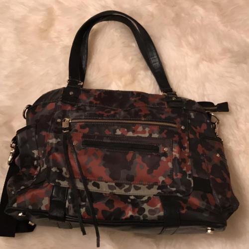 Medium Of Camo Diaper Bag