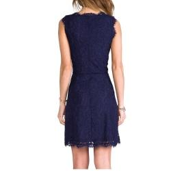 Interesting Joie Navy Blue Nikolina Allover Lace Mid Length Cocktail Dress Size 4 S 23249399 1 0 Macy S Navy Blue Cocktail Dress Navy Blue Cocktail Dresses Petite