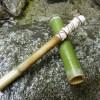 川キャンプで使う水鉄砲を子供と一緒に手作りしよう!