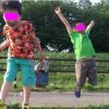 府中郷土の森で3家族デイキャン!