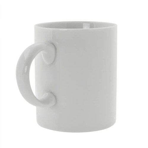 Medium Of Large White Coffee Mug