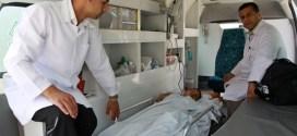 شهيد و3 إصابات بانفجار عرضي غرب رفح