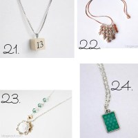 24 Easy DIY Necklace Ideas