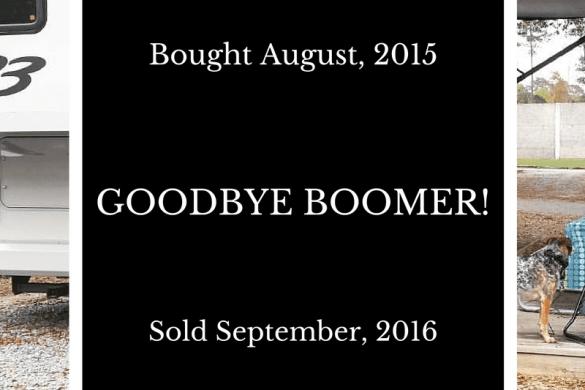 Goodbye Boomer