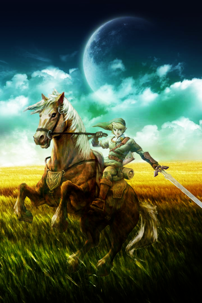 The Legend of Zelda HD Wallpapers for iPhone 4 | iTito Games Blog