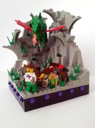 """""""Per un pugno di LEGO"""", di Nico Mascagni"""