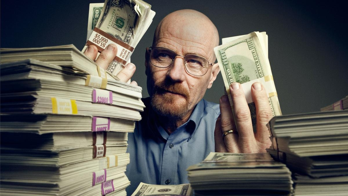 Walter White Retirement