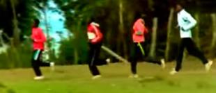 Kenyan running drill