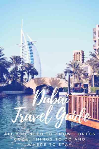 Souk Madinat Jumeirah | Winter Sun Escape To Dubai | ItsAllBee
