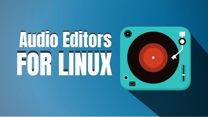 Best Audio Editors For Linux