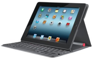 Logitech Solar iPad Keyboard Case
