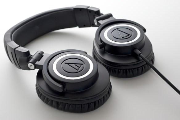 Audio-Technical ATH-M50 headphones