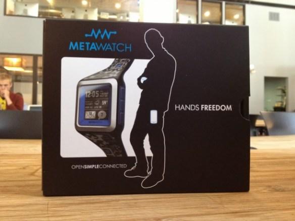 MetaWatch Box