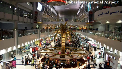 Dubai International Airport Asia-Best-Airport-2013 2014