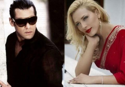 Salman khan girlfriend Iulia Vantur Romania Girl Anchor