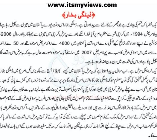 dengue_virus_in_urdu_Symptoms_treatments_in_Pakistan