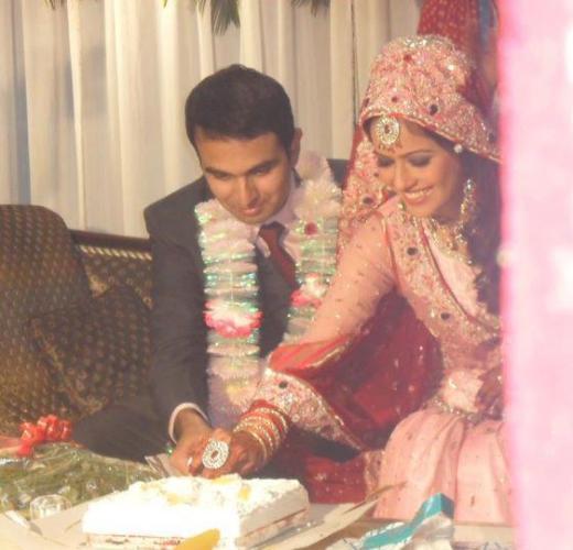 ayesha bakhsh-husband adnan