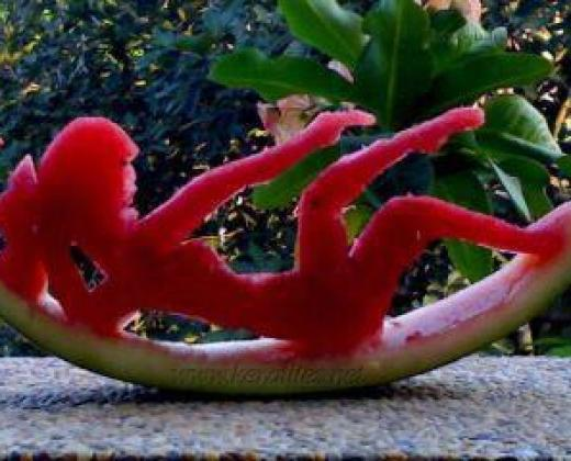 amazing-water-melon-salad-cutting-style-picture