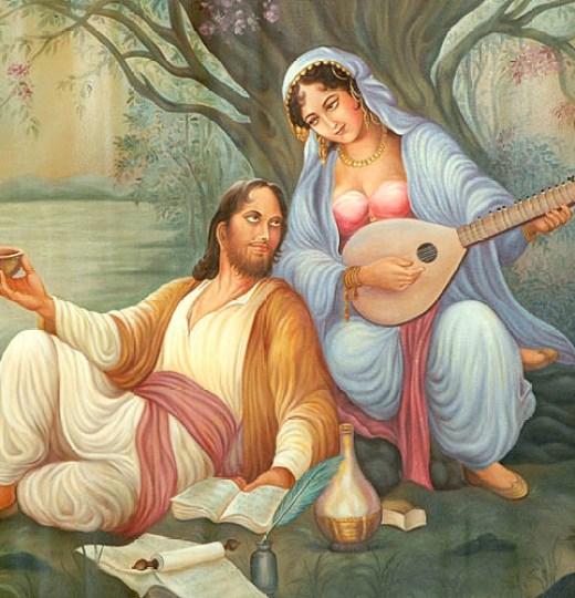 beautiful-romantic-mughal-era-paintings