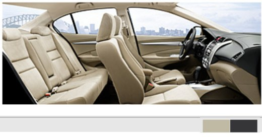 Honda-City-2013-Interior-Leather-seats