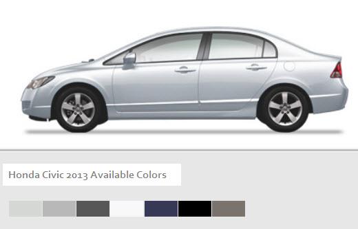 Honda-civic-2013-available-colors-in-USA-India-Pakistan-Dubai