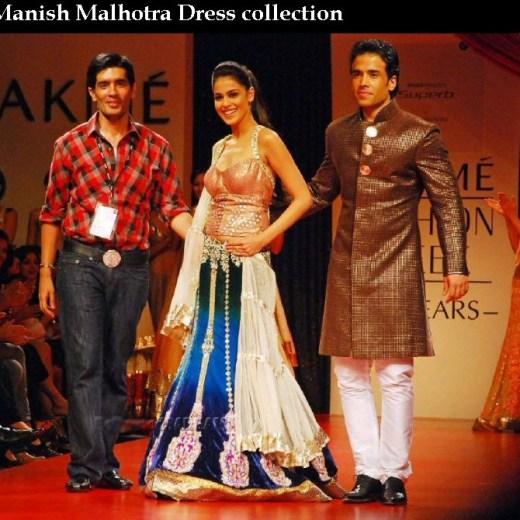 2013-manish malhotra dress collection