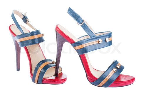 latest-high-heel shoe 2013 2014 trend in Pakistan