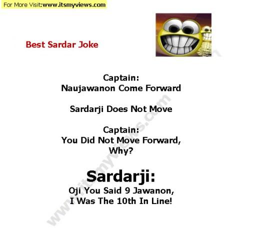 2013-sardar best funny joke for facebook share2013-sardar best funny joke for facebook share