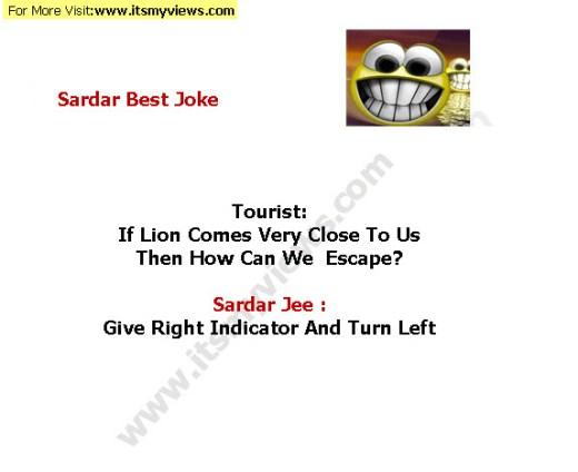 Funny-Sardar Joke Images