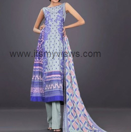 Latest-hsy-lawn-prints-pictures-2013-2014
