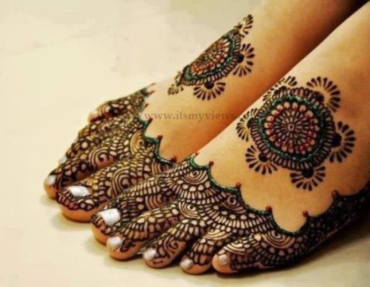 Latest-trends-mehndi-designs-in-india-2015 - 2016