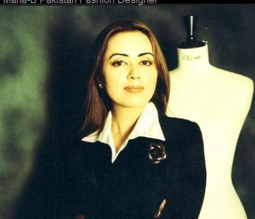 Maria-B Pakistan Fashion Designer Picture