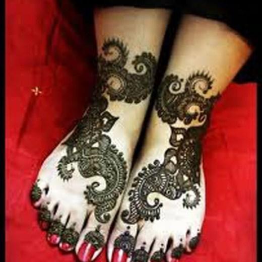 full-feet-legs-mehndi-designs-for-brides-2015 - 2016