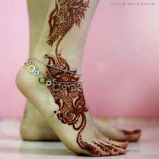 latest-indian-mehndi-design-for-foot-2015 - 2016