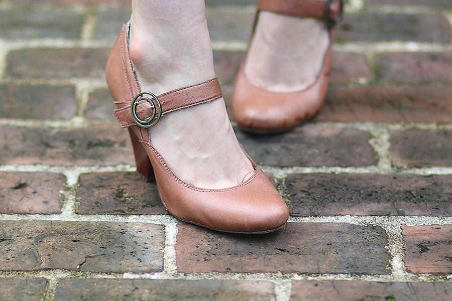 Seychelles Chunky Heels