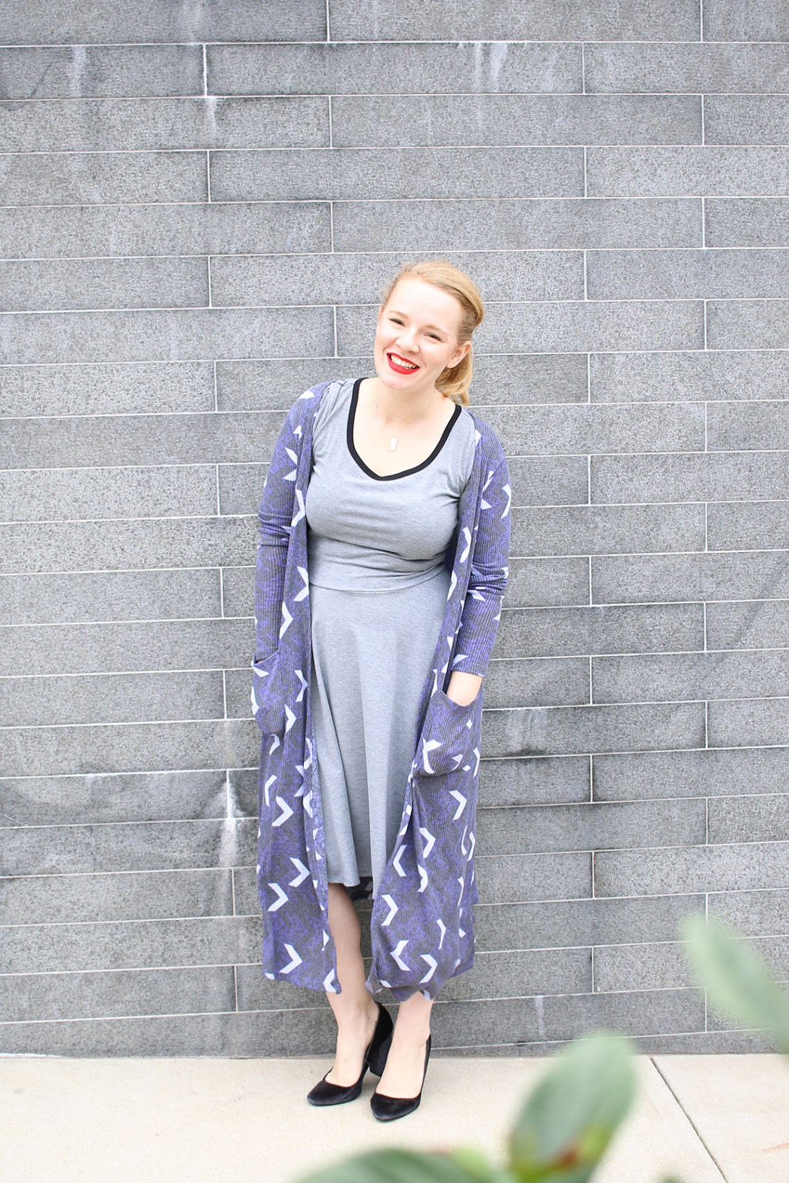 LuLaRoe Nicole Dress Styling